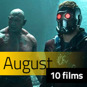 Movie Preview: 10 Films to See in August Image