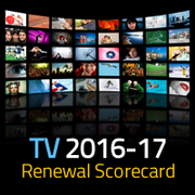 2016-17 TV Season Scorecard Image