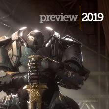 2019 Videogame Preview