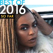 The Best Albums Of 2016 So Far