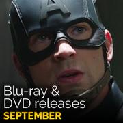 DVD/Blu-ray Release Calendar: September 2016 Image