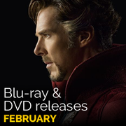 DVD/Blu-ray Release Calendar: February 2017 Image