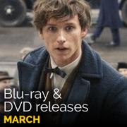 DVD/Blu-ray Release Calendar: March 2017 Image