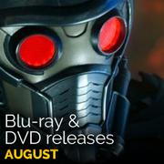 DVD/Blu-ray Release Calendar: August 2017 Image