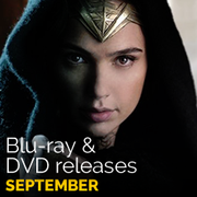 DVD/Blu-ray Release Calendar: September 2017 Image