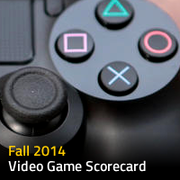 Video Game Release Calendar & Scorecard - Fall 2014 Image