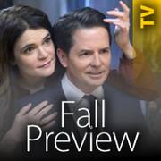 Fall TV Premiere Calendar Image