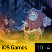 10 Best iPhone/iPad Games for October 2014 Image
