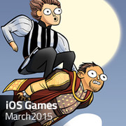 10 Best iPhone/iPad Games for March 2015 Image