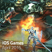 10 Best iPhone/iPad Games for April 2015 Image