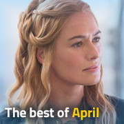 Best of April 2015: Top Albums, Games, Movies & TV Image
