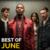 Best of June 2017: Top Albums, Games, Movies & TV Image