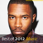 The Best Albums of 2012 Image