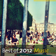 2012 Music Critic Top Ten Lists Image