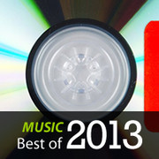 2013 Music Critic Top Ten Lists Image