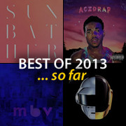 Midyear Report: The Best Albums of 2013 So Far Image