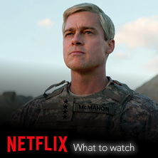 Coming to Netflix in May