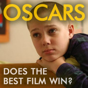 Oscar Best Picture Race: Critics vs. The Academy Image