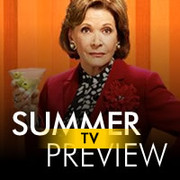 Summer TV Preview and Premiere Calendar Image
