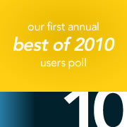 Metacritic Users Pick the Best of 2010 Image