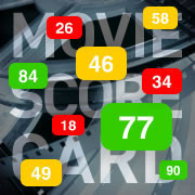 2011 Winter Movie Scorecard Image