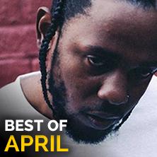 April's Best Releases