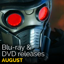 Blu-ray/DVD in August