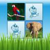 Zoo Memory Match - a Kids Matching Card Game Image