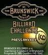 Brunswick Billiards Challenge Image