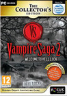 Vampire Saga: Welcome to Hell Lock Image
