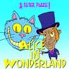 A Slider Puzzle - Alice in Wonderland Image
