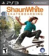 Shaun White Skateboarding Image