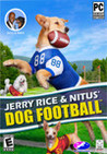 Jerry Rice & Nitus' Dog Football Image