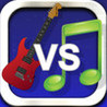 A Guitar Vs Music Game Image