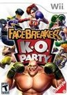 FaceBreaker K.O. Party Image