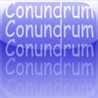 Conundrum - The shake'em'up word game. Image