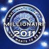 Who Wants To Be A Millionaire 2011 Image