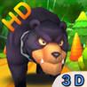 Mega Pig Run Bear Forest HD Image
