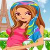Paris Girl Image