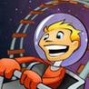 Lunar 3D Rollercoaster Rush Image
