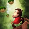 Jungle Monkey Jumping Image