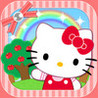 Hello Kitty Kawaii Town Image