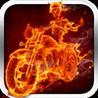 Bike On Fire - Insane Motorcycle Race Image