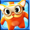 Airplane Cats vs Rats PRO - Jetpack War Racing Above Temple Game Image