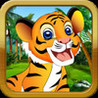 Baby Tiger Run - Addictive Animal Running Game Image