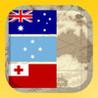 Flag Learning Pairs - Australia & Oceania Image