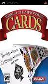 World Championship Cards Image
