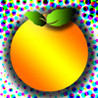Oranges Eating Race Image
