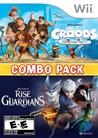 DreamWorks The Croods: Prehistoric Party! & Rise of the Guardians: Combo Pack Image