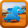 Elephant Runner Game - Catch The Big Ears! Image
